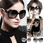 Women's Lady Retro Vintage Shades Oversized Designer Summer Eyewear Sunglasses
