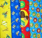 *CURIOUS GEORGE* #1 SCRUB TOPS, SIZES XS-2X, Larger Sizes Avail, YOUR CHOICE