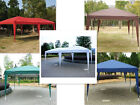 New 10 X 20outdoor Easy Pop up Canopy Gazebo Cover Wedding Party Tent BBQ