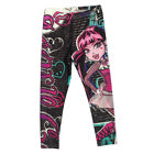Girl Kids Skinny Pencil Leggings Trousers 6-16Y Pants Clothes