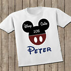 Disney Cruise Mickey Vacation Personalized Tees and T-shirts