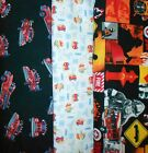 FIREMEN  #2  Fabrics, Sold Individually, Not As a Group, By The Half Yard