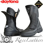 DAYTONA TRAVEL STAR PRO GORETEX CE APPROVED WATERPROOF MOTORCYCLE BIKE BOOTS