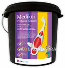 NT LABS MEDIKOI PROBIOTIC GROWTH PELLET FOOD GARDEN KOI FISH POND MEDI FLOATING