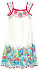 Girls Sleeveless Paisley Dress New Kids Cotton Summer Dresses Ages 2-10 Years