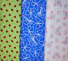 Clearance BUGS Fabrics, Sold Individually,Not As a Group,By The Half Yard