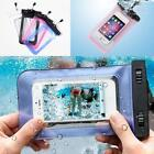1PC Transparent Waterproof Underwater Pouch Bag Dry Case Cover For Mobile Phone