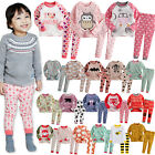 """48 Style"" Vaenait Baby Kids Infant Toddler Girls Long Clothes Pyjama Set 12M-7T"