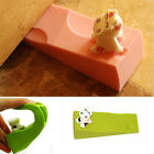 Cute Dairy Cow Style Home Decor Finger Safety Door Doorstop for Baby
