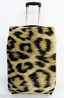 LEOPARD PRINT DESIGN CASESKINZ SUITCASE COVER  *SUITCASE NOT INCLUDED*