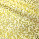 Cream & gold Christmas Doves Fabric 100 % cotton per 1/2 mtr / FQ Rose & Hubble