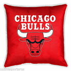 Chicago Bulls Throw Toss Pillow Single or Pair