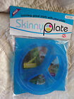 New Portion Master Skinny Plate Weight Management Control Plate