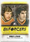 11/12 ITG ENFORCERS BASE Hockey (#1-90) U-Pick from List