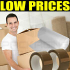 Removal Cardboard Boxes House Moving Boxes With Bubble Wrap & Tape Packing Box