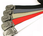 DICKIES BELT 11DI0302 Cotton Blend BLACK NAVY WHITE New Men's Belt in 6 Colors