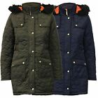 Ladies Onion Quilted Parka Style- Bonniev3
