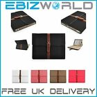 BELT BUCKLE LEATHER FLIP STAND CASE IPAD 2 3 4 SMART COVER SLEEP SLEEVE APPLE