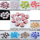 Free shipping Lampwork Glass Round Loose Beads spacer for Jewelry making SBW021