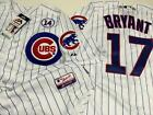 KRIS BRYANT AUTHENTIC MLB COOL BASE 2015 1st ALL STAR GAME CHICAGO CUBS JERSEY