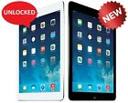 NEW Apple iPad Air 1st Gen 16GB WiFi + Cellular (Unlocked) Space Gray or Silver