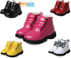 New children boys girls winter boots kids martin boot shoes warm boots 5 colors