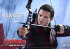Hot Toys MMS 289 Avengers Age of Ultron AOU Hawkeye Jeremy Renner Figure