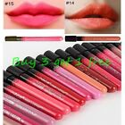 Long Lasting Waterproof Lip Liquid Pencil Matte Lipstick Beauty Makeup Lip Gloss
