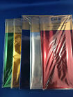 Cello sheets 3 pack gift wrapping cellophane 50cm x 75cm gifts crafts parties