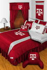 Texas A&M Aggies Comforter and Sheet Set Twin Full Queen King Size