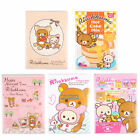 TAI WAN MADE RILAKKUMA 2016 PVC SCHEDULE BOOK 10x15CM COLOR DIARY RK06714