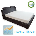 "8"" inch ""COOL""  Medium Memory Foam Mattress TWIN, FULL, QUEEN, KING, CAL KING"