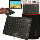 Slim Wireless Bluetooth UK Keyboard with Touchpad for Android OS Tablet & Phones