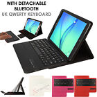Bluetooth Keyboard Leather Case + Stand for Samsung Galaxy Tab A 9.7 T550 Series