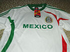 """NWT 2008 Mexico Soccer """"AUTHENTIC SPORTS"""" Rare Jersey Size MED-Sold in Mexico"""