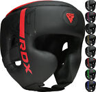 RDX Head Gear Protector Kick Boxing Head Guard Helmet Martial art Gear MMA UFC U