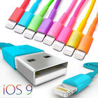 1 Metre 8Pin USB Charger Data Cable For iPod iPhone 6 6S Plus 5 iPad 4 Mini Air