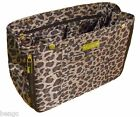 PurseN Purse Organizer Small Medium Expandable Bag Insert Designer Satin Prints