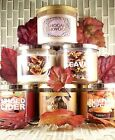 Bath and Body Works CANDLES 14.5 oz -  3-WICK -  YOU CHOOSE