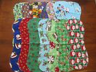 Baby Burp Cloths Different Holidays