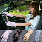C8 US New Lace Womens Driving Gloves Sexy Bridal Costume Evening Dress Gloves