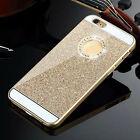 Utral Slim Luxury Diamond Crystal Rhinestone Case Cover For Apple iphone 6+/6S+