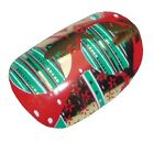 CHRISTMAS Chix Nail Wraps Party Red Gold Baubles Ribbon Dress Up Foils Stickers