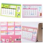 JAPAN MADE HELLO KITTY SNOOPY 15x10CM 2016 TABLE CALENDAR STAND FLIP CALENDAR