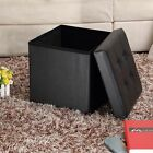 Ollieroo 6 Pcs Storage Box Household Organizer Fabric Cube Bin Basket Container