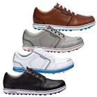 NEW ASHWORTH CARDIFF 1 ADC MENS GOLF SHOES (VARIOUS COLOURS & SIZES)