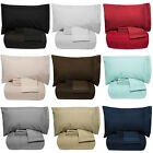Luxury 5 Piece Bed-In-A-Bag Down Alternative Comforter & Sheet Set 12 Colors image