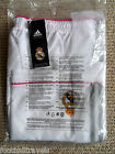New ADIDAS REAL MADRID HOME SHORTS 2015 football soccer calcio ORIGINAL PACK TAG
