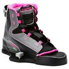 O'Brien VIXEN Ladies Wakeboard Bindings UK 6-10. 45667