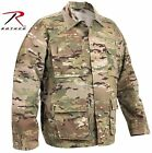 MultiCam Military Style BDU Shirts - Rothco Camouflage Un...